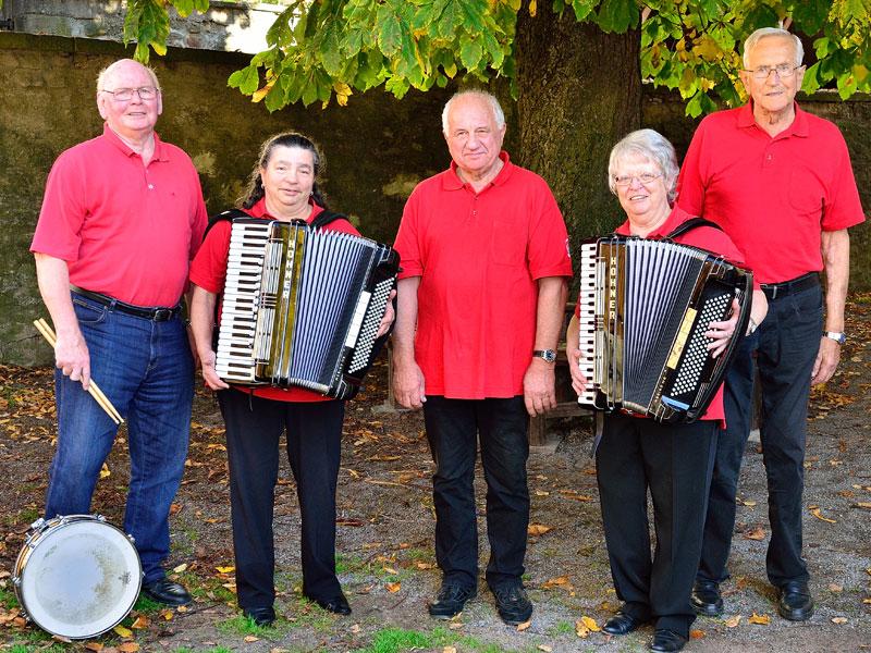 Seniorenensemble für ältere und jung gebliebene Musikliebhaber